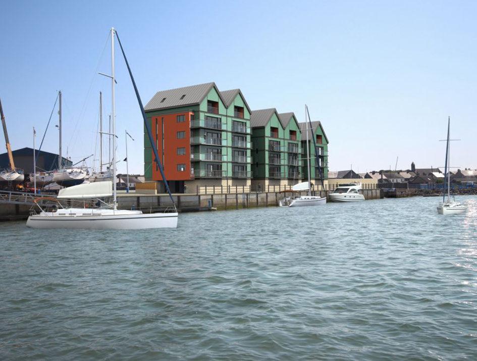 boat yard amble index image
