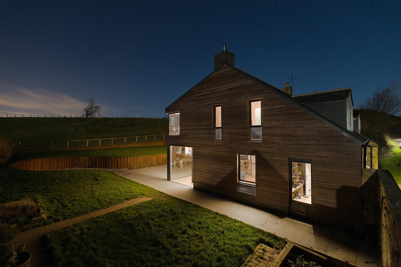 Coquet Moor House