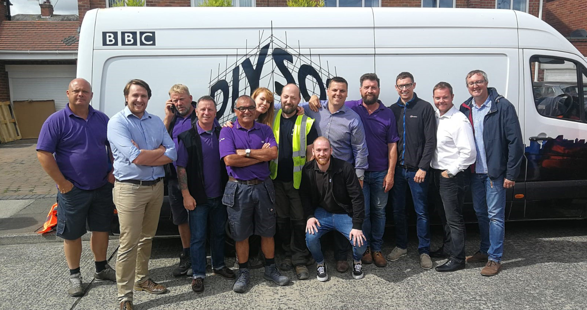 DIY SOS: The Big Build