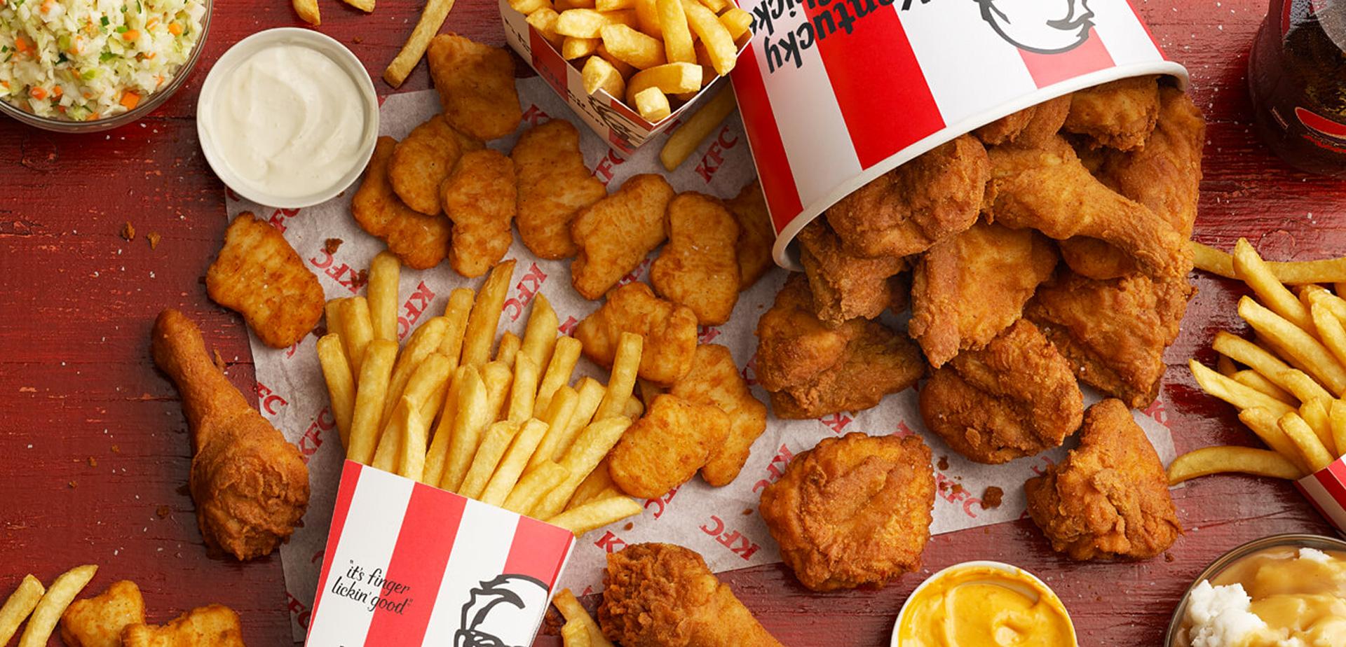 KFC, Towergate, Milton Keynes